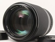 【Excellent+++++!!!】 CONTAX Carl Zeiss Sonnar T* 135mm F2.8 MMJ Lens  From JAPAN