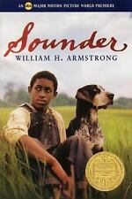Sounder, Armstrong, William H., Good Condition, Book