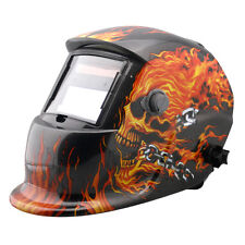PRO Solar Powered Auto Darkening Welding Mask Helmet ARC TIG MIG Grinding 58