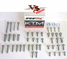 RFX Track Pack Bolts Nut & Washer Kits KTM EXC125 EXC150 EXC200 EXC250 2000-17