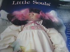 Gretchen Wilson Little Souls PRUDENCE Doll AD Advertisement ONLY