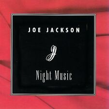 Jackson,Joe: Night Music  Audio Cassette