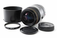 Tokina AT-X AF 100mm F/2.8 Lens for Minolta/Sony w/Hood *Exc* from JAPAN F/S