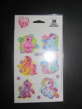 My Little Pony Stickers Sealed Pack 2003 Hasbro 6 Stickers On Each 30 Total