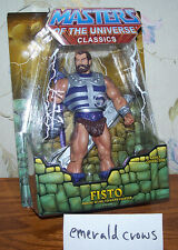 Masters of the Universe Classics Fisto MOSC - new MOTUC unopened