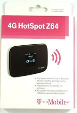 ZTE T-Mobile 4G GSM No-Contract Personal Wi-Fi Hotspot Wireless Router, MF64