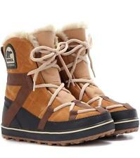 Sorel GLACY EXPLORER SHORTIE Womens Waterproof Boots. UK 8.5, E 41.5, Cm 27.5
