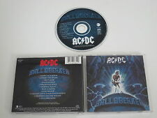 AC-DC/BALLBREAKER(EASTWEST RECORDS AMERICA 7559-61780-2) CD ALBUM