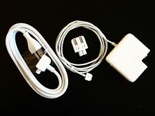 Genuine Original OEM APPLE MacBook Pro 60W AC Adapter + Power Cord A1184 A1330