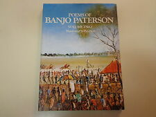 Poems of Banjo Paterson – Volume II HBDJ 1979 Illustrated by Pro Hart