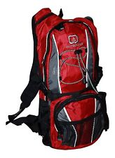 Outback Dash Hydration Pack - Water Backpack - New Camelback Red