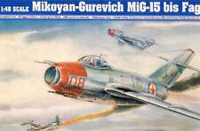Trumpeter - MiG-15 -Fagot-B Engine Nozzle China Soviet 1:48 model kit