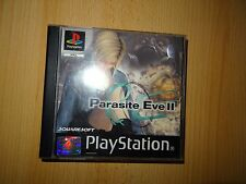 Parasite eve ii 2-Playstation 1-PS1 free uk post