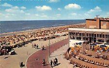 BR26779 Zandvoort aan zee rotonde hotel pension Friesland Netherlands