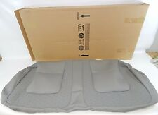 New OEM 1998-2005 Volkswagen VW Beetle Rear Seat Cushion Bench Cover Gray Cloth