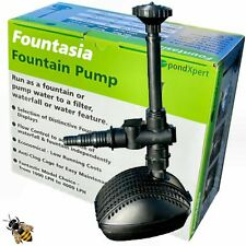 Garden Fish Pond Pump 4000 ltr PondXpert Fountain Waterfall Submersible