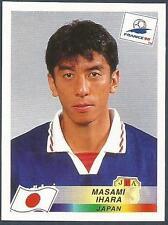 PANINI WORLD CUP FRANCE 1998- #521-JAPAN-MASAMI IHARA