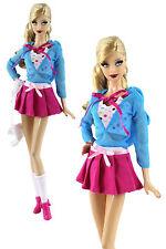 1 Set Fashionistas Kleidung Prinzessinnen Kleider Für Barbie Puppe Doll z32