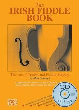Matt Cranitch The Irish Fiddle Learn to Play Violin Sheet Music Book & CD REELS
