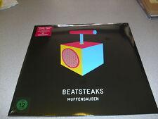 Beatsteaks - Muffensausen - 2 LP Vinyl & CD & 2 DVD //// Neu &OVP &Gatefold