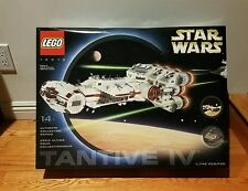 New Sealed Box Lego Star Wars 10019 Tantive IV Rebel Blockade Runner UCS MISB