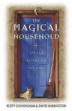 New, Magical Household (Llewellyn's Practical Magick Series), Scott Cunningham,
