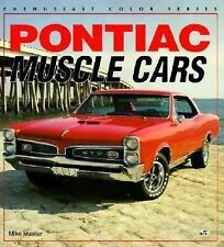 Pontiac Muscle Cars (Enthusiast Color) by Mueller, Mike