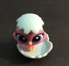 LITTLEST PET SHOP - PETS IN THE CITY W1 16 - #1 PINK BIRD - ONLY 1 P&P