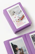 Polaroid Photo Album for Fuji Instax mini (Album S) - Lavender