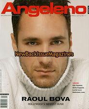 Angeleno 9/03,Raoul Bova,September 2003,NEW