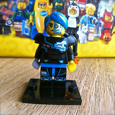 LEGO 71013 Minifigures SERIES 16 CYBORG #3 SEALED Minifig Robot Woman Soldier