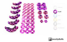 Dress Up Bolts for 89-93 Integra DA Purple Ti Titanium Engine Bay Kit