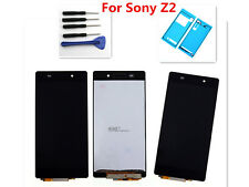 For Sony Xperia Z2 D6502 D6503 Full Lcd Screen Touch Digitizer Assembly Black