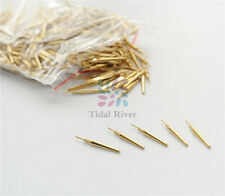 Dental Lab Brass Dowel Stick Pins #2 Medium*1000Pcs