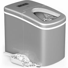 Vremi Countertop Ice Maker Ice Cubes Ready In 9 Mins Perfect For Water For Sale Online