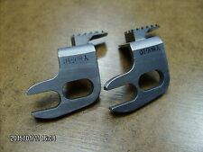 (1) new Y80510 feed dog for Union Special / Lewis blind stitch sewing machine