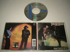 STEVIE RAY VAUGHAN & DOUBLE TROUBLE/COULDN'T STAND THE WEATHER(EPIC/465571 2)CD