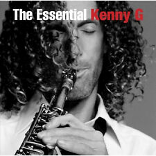 KENNY G The Essential 2CD BRAND NEW Best Of Greatest Hits