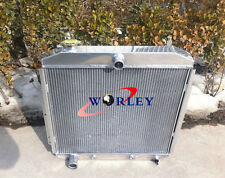 Aluminum Radiator for Ford Pickup Truck 1953 1954 1955 1956 53 54 55 56