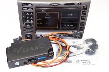 Porsche PCM 2.1 Radio for 2006 Carrera S with Bose Bluetooth Handsfree/Streaming