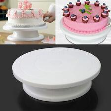 Alza Torta Alzata GIREVOLE per Cake Design Attrezzo Decora Pasta di Zucchero