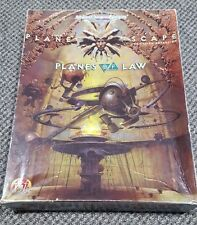 Planescape Planes of Law - Campaign Expansion TSR 2607 Box Set