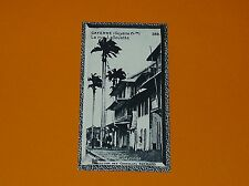 SUCHARD 1933 FRANCE COLONIES GUYANE N°289 CAYENNE RUE LALLOUETTE