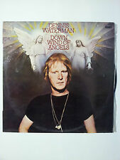 "DENNIS WATERMAN ""DOWN WIND OF ANGELS"" ULTRA RARE SPANISH 12"" VINYL"