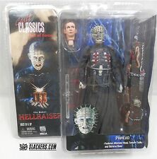 "PINHEAD Cult Classics HELLRAISER 7"" Action Figure NEW Horror 2006 NECA / REEL"