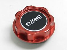RED TOMEI BILLET ENGINE OIL CAP JDM FOR NISSAN INFINITI