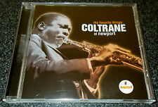 JOHN COLTRANE-MY FAVOURITE THINGS: AT NEWPORT-IMPULSE CD 2007-McCOY TYNER
