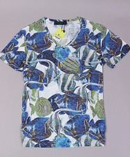 Brand New  Multi--Color Etro Short Sleeve  T-Shirt Size-XL