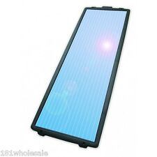 Coleman 20W 12V Solar Panel Kit caravan ideal camping boat RV SUV weather proof