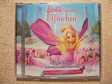 Elfinchen - Original Hörspiel zum Film. edel kids Barbie Präsentiert